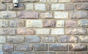 Repointing works after